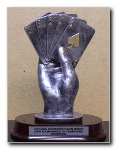 Signature Poker Trophy